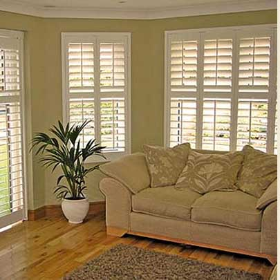 Polyresin Shutters